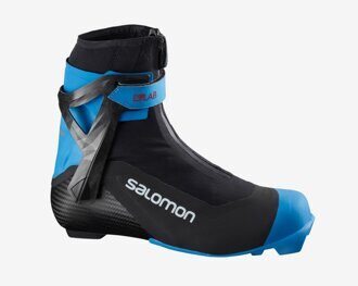 Ботинки лыжные SALOMON 2020-21 S/Lab Carbon Skate Prolink