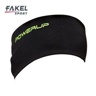 Повязка POWERUP headband Black 2018