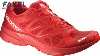 Кроссовки SALOMON S-Lab Sonic  ( Racing Red) L379459
