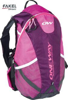 Рюкзак-гидропак ONE WAY Trail Hydro 20L (pink) OZ11118