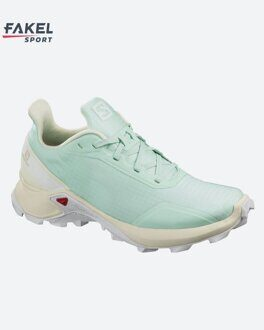 Кроссовки женские SALOMON Alphacross W (Morn/ Vanila ice/ White) 40961500