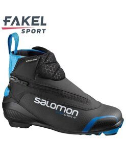 Ботинки лыжные SALOMON S/RACE CLASSIC Junior Prolink 18/19 405565