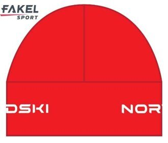 Шапка Nordski Warm Red NSV118900