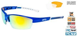 Очки Goggle Blue Collor T580-3