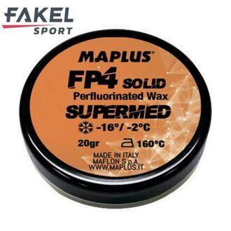 Фтор блок MAPLUS FP4 Supermed 20gr