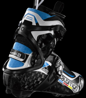 Ботинки лыжные SALOMON S-Lab Skate Pro Race SNS Pilot